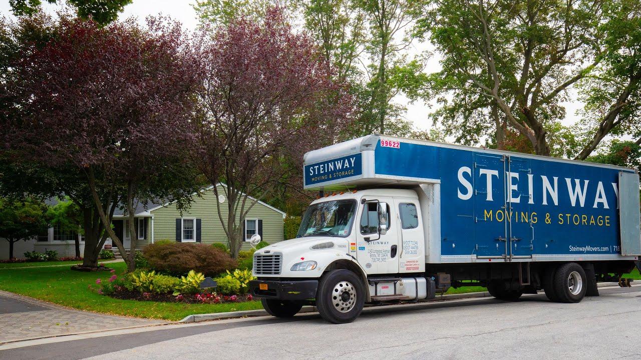 Steinway Moving & Storage