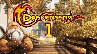 Let's Play Drakensang - das schwarze Auge - 01