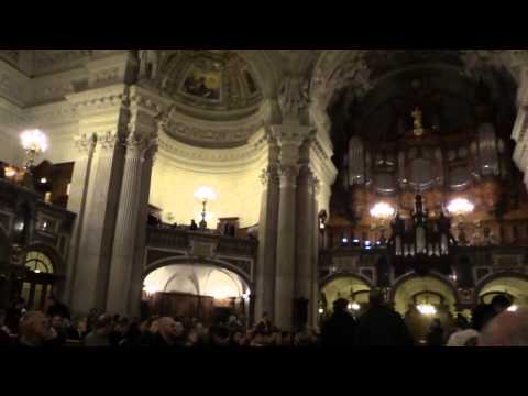 2013 Christmas Service at Berlin Cathedral