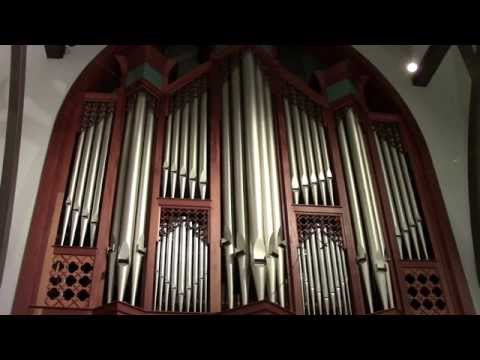 Chords for Amazing Grace, Pipe Organ