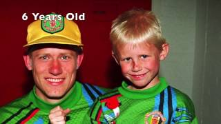 Kasper Schmeichel - Transformation From 0-30 Years Old