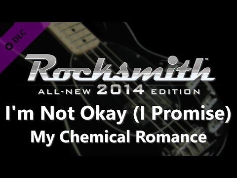 "my-chemical-romance-""i'm-not-okay-(i-promise)""-rocksmith-2014-bass-cover-pick"