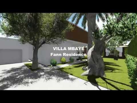 Villa Mbaye, Fann Residence, Dakar, Senegal