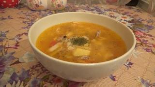 Куриный Суп в Мультиварке *Видео-Рецепт* (^_^)