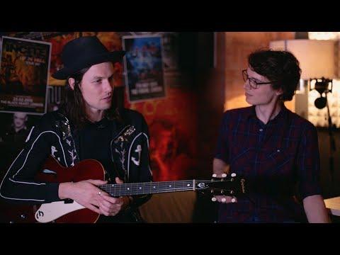 James Bay on guitar tones, his second album and signature Epiphone �' Century