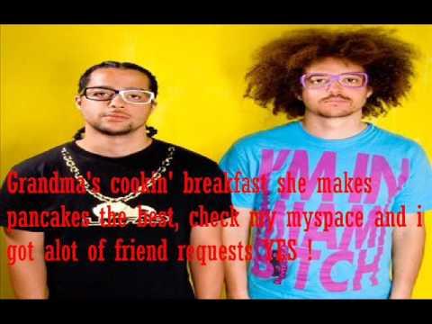YES- LMFAO (with lyrics!)