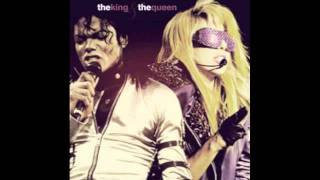 michael jackson and lady gaga presents the king the queen dl