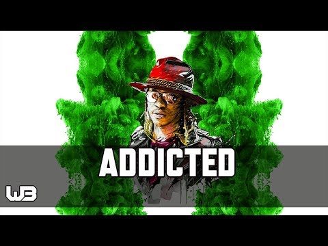[FREE] Future x Drake x Dave East Type Beat 2017 - Addicted   Hiphop Trap Instrumental Beat 2018