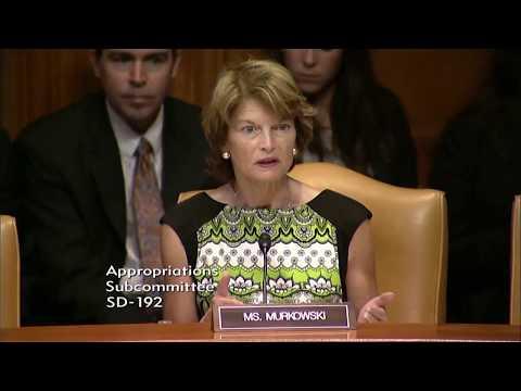 Senator Murkowski questions Deputy Attorney General Rosenstein on Marijuana Policy