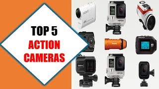 Top 5 Best Action Cameras 2018 | Best Action Camera Review By Jumpy Express