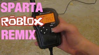 Midland HH54VP2 hat einen Sparta Roblox Remix