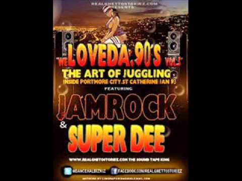 JAMROCK VS SUPER DEE 1993