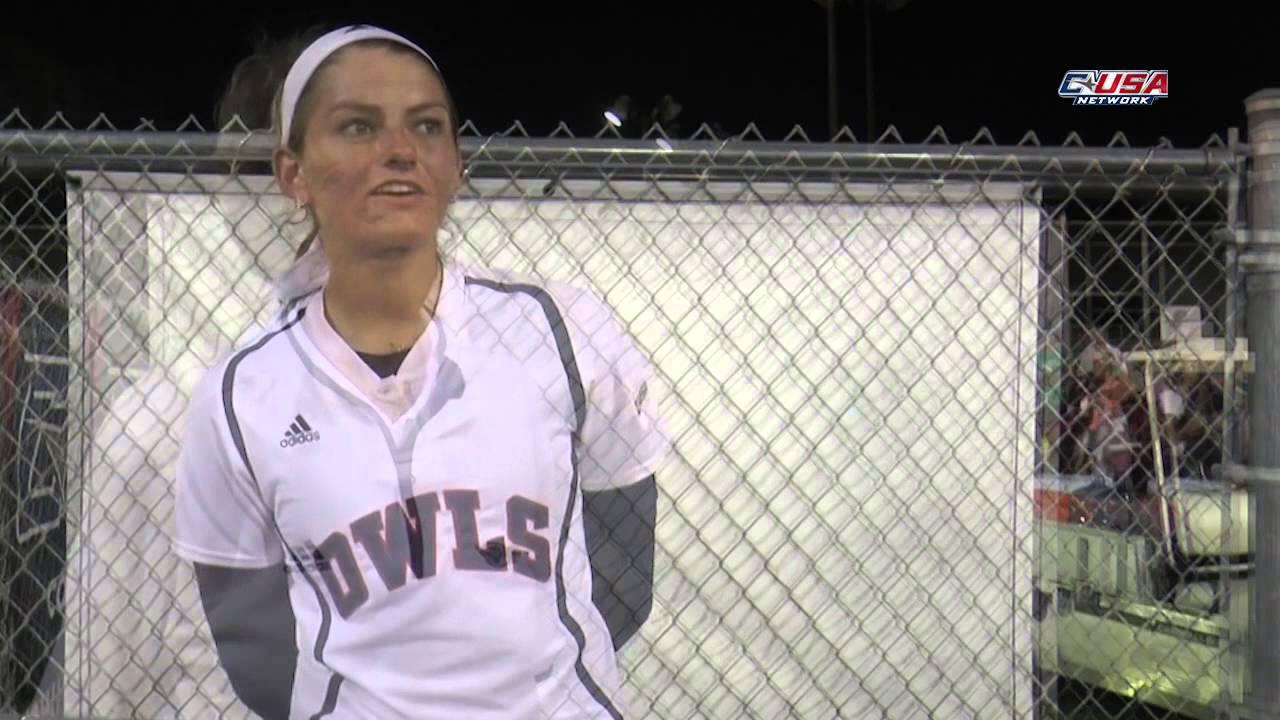 2015 C-USA Softball Championship: FAU Post Game Interview ...