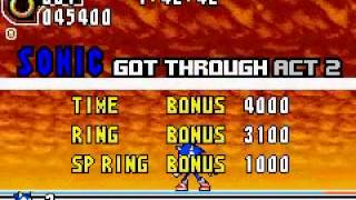 Sonic Advance 2 - Vizzed.com Play - User video