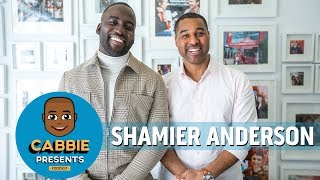 I Don't Know How Many Beans I Can Spill - Shamier Anderson on Cabbie Presents Podcast