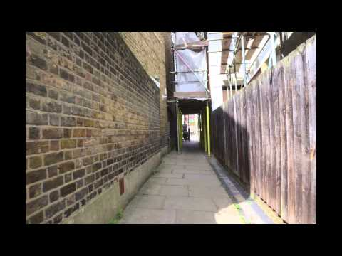 Haringey/Harringay passage N4/N8 London