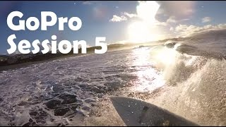 First Person View Surfing - GoPro Session 5 Test