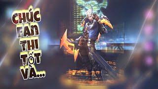 LIÊN QUÂN MOBILE | Mừng VIỆT NAM Vô Địch | Funny Gaming Tv chơi lớn tặng FAN 4 Acc Vip