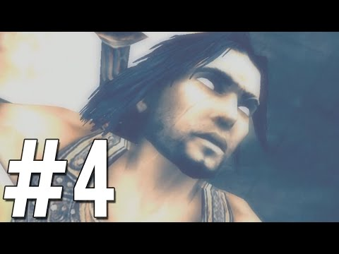 Prince of Persia : Warrior Within - PC Playthrough - Life Upgrade #1 - Part 4