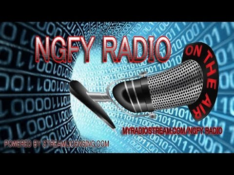 PO HONEY INTERVIEWS CURTIS McKINNEY OF CRANKED UP LIVE feat  FROM ASHES TO NEW ON NGFY RADIO