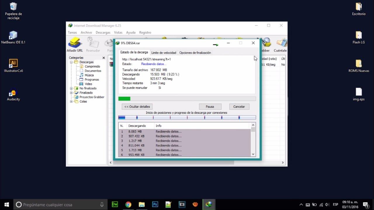 Cómo descargar archivos de MEGA con IDM sin restricciones y sin ...