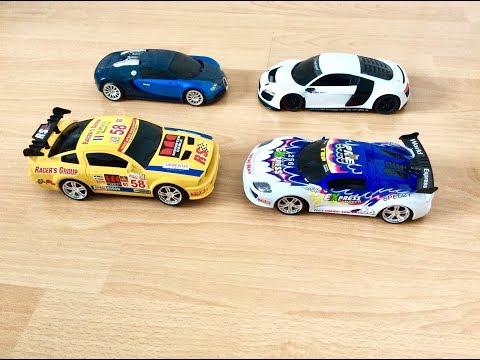 Remote Controlled Audi Sport, Bugatti, World Express Toy Racing Cars #audi #bugatti #cars #toysworld