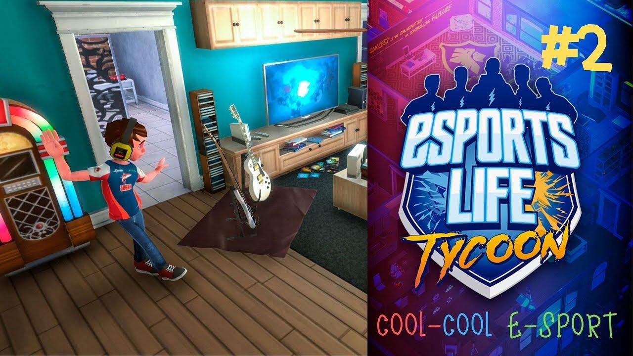 EsportsLifeTycoon #2 : เกมบัค หรือ เราไม่รู้ !!!