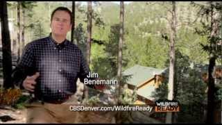 Be Wildfire Ready: Create Defensible Space Around Your Home