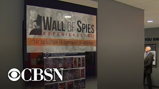 """Wall of Spies Experience"" explores America's history with espionage"