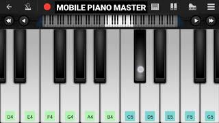 Aaj Unse Milna Hai Hume Piano|Piano Keyboard|Piano Lessons|Piano Music|learn piano Online|Piano