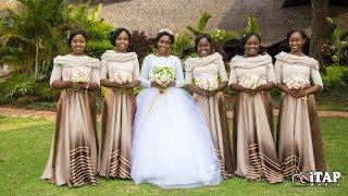 Reuben & Kuda's Wedding Highlights