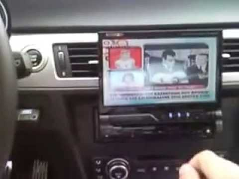 Kenwood Kvt 522dvd On Bmw E90 Project Youtube