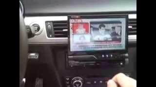 Kenwood KVT-522DVD on BMW E90 project(Kenwood KVT-522DVD (monitor - radio - dvd receiver) Kenwood KTC-V300E (TV tuner) Kenwood KCA-BT200 (Bluetooth) Seagate 60 Gb Hard disc ..., 2008-09-24T17:04:26.000Z)