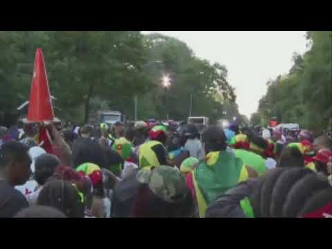 Tightened Security For J'Ouvert Festival, West Indian Day Parade In Brooklyn