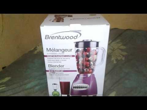 Brentwood blender