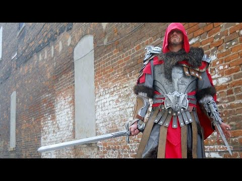 Assassins Creed Brotherhood Armor Of Brutus Costume Youtube