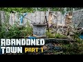 watch he video of Abandoned Black Resort Town in Michigan - Idlewild | PART 1