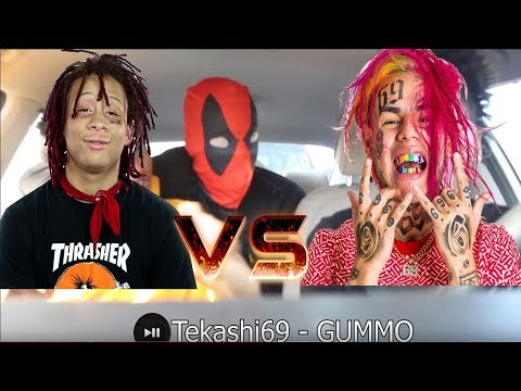 AUX BATTLES: TRIPPIE RED VS 6IX9INE! WHOS BETTER!?!?