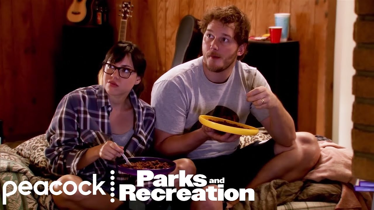 Download Ben Moves In With April and Andy - Parks and Recreation
