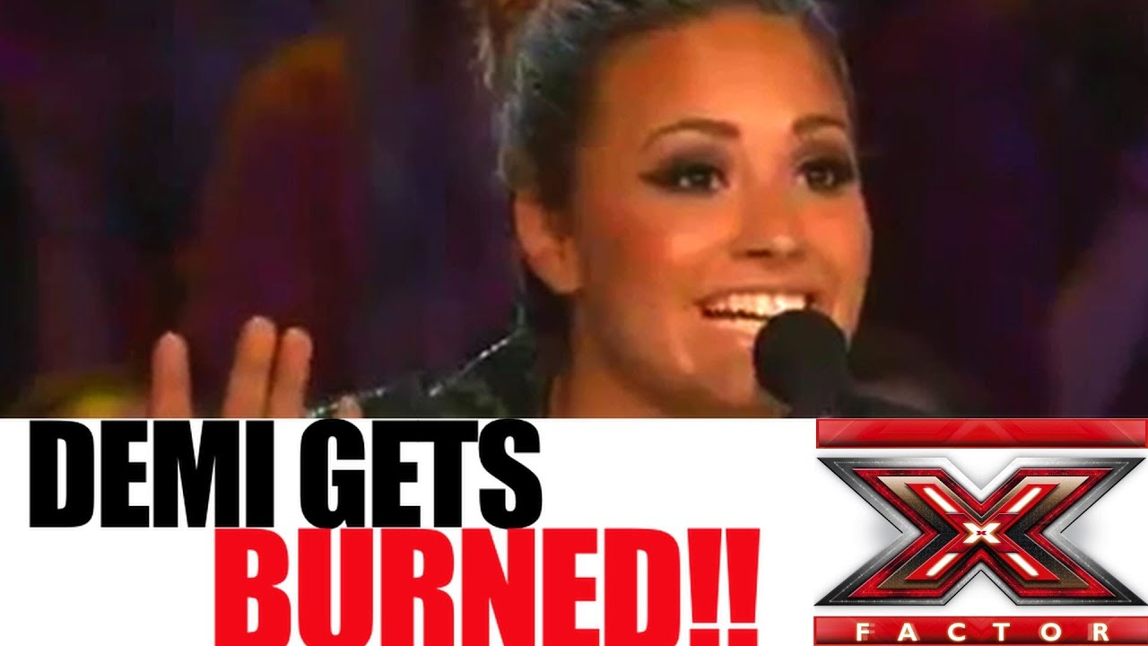 Demi Lovato Gets Burned For Auto Tune Onfactor