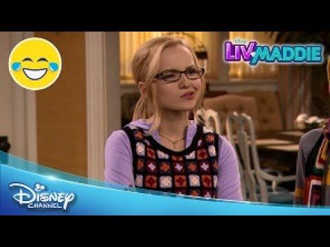 La favorite I Liv & Maddie I Disney Channel BE