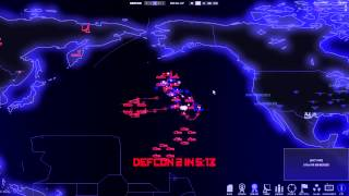 DEFCON: Global Thermonuclear War USSR Pt 1 - Deployment and Contesting the Pacific