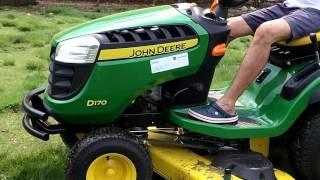 John Deere D 170