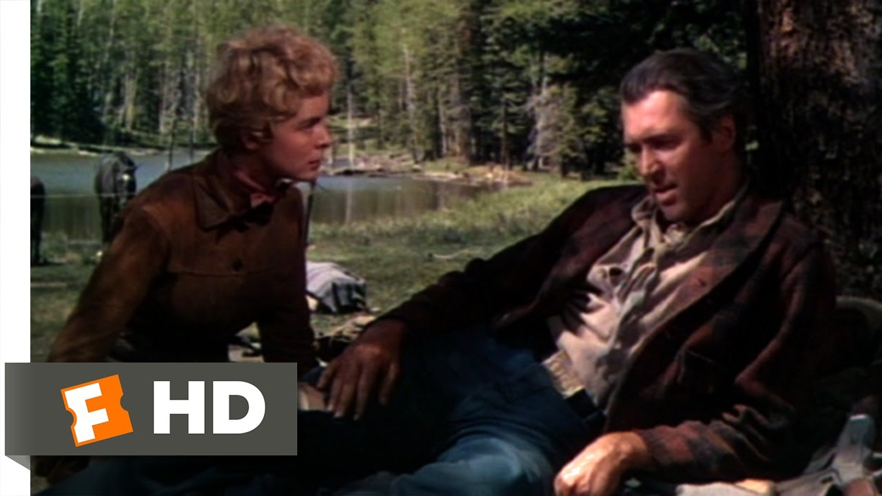The Naked Spur (4/10) Movie CLIP - You're Different (1953) HD - YouTube