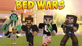 Minecraft Bed Wars #17 - Утиная атака