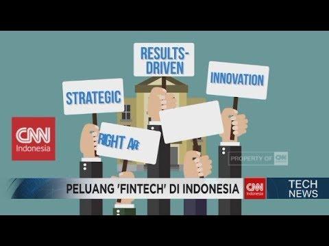 Peluang Fintech (Teknologi Keuangan) di Indonesia tahun 2018