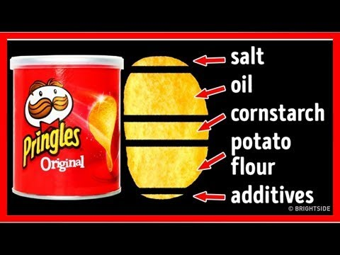 8Shocking Food Facts You Won't Believe Are True
