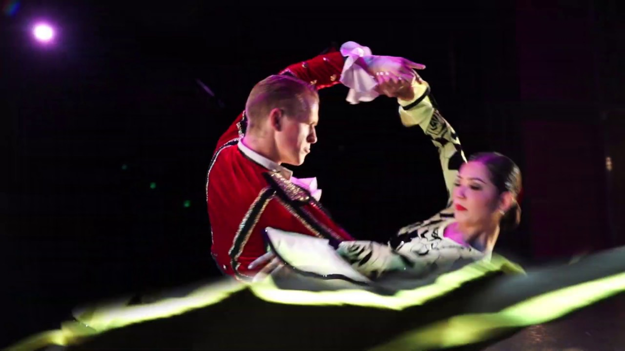 BYU Ballroom Dance Concert Commercial 30 sec
