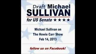 Michael Sullivan on The Howie Carr Show - February 14, 2012