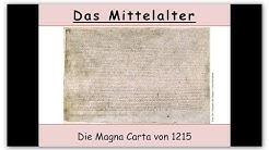 Die Magna Carta von 1215 erklärt (Magna Carta libertatum | Magna Charta)